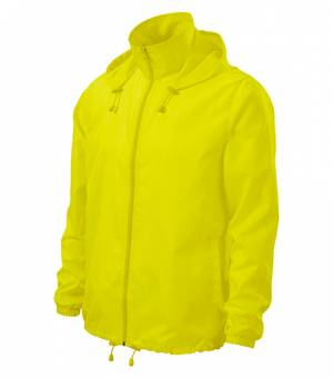 Windy - Vetrovka unisex (neon yellow)