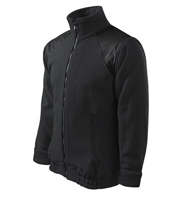 Jacket Hi-Q - Fleece unisex (ebony gray)